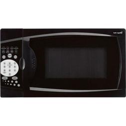 0.7 Cu. Ft. 1000W Countertop Microwave Oven In Black Magic C