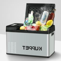 24QT Mini Portable Car Refrigerator Freezer AC/DC Electric T