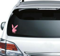 2x Playboy Vinyl Decal/Stickers Car Fridge Laptop Surface Wa