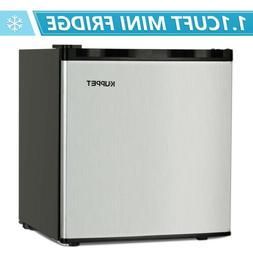 1.1 Cu Ft Compact Mini Freezer Upright Small Refrigerator St