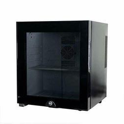 WYZworks Stainless Steel Refrigerator Eco Saving Mini Fridge
