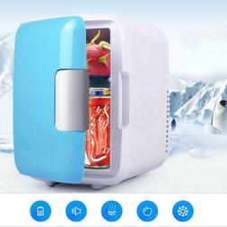4L Compact Small Mini Fridge Refrigerator Outdoor Travel Cam