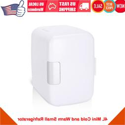 4L Mini Refrigerator Low Noise Cooler & Warmer Car or Househ