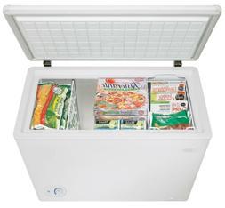 7.2 Cu. Ft. Chest Freezer DCF072A3WDB-3, White Energy Effici