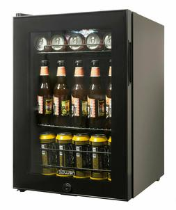 NewAir AB-850B Beverage Cooler and Refrigerator, Small Mini