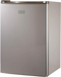 BLACK+DECKER BCRK25V Compact Refrigerator Energy Star Single