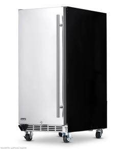 NewAir Built-in 90 Can Outdoor Refrigerator Beverage Cooler