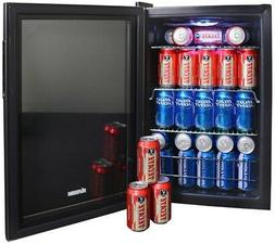 NewAir Can Cooler Beverage Compact Unit Mini Fridge Drinks C