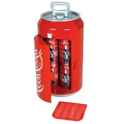 COCA COLA MINI FRIDGE - KOOLATRON - NIB!