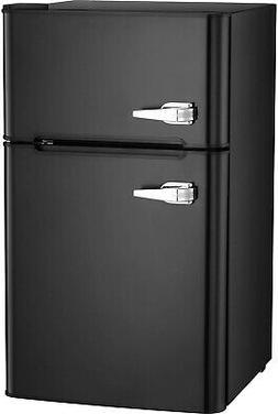 Antarctic Star Compact Mini Refrigerator Separate Freezer, S