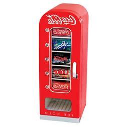 Koolatron CVF18 Retro Coca-Cola 10-Can-Capacity Vending Frid