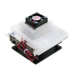 DIY 12V DC 5A 50W Mini Electronic Semiconductor Refrigerator