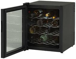 AVANTI EWC801IS WINE COOLER 16 BOTTLE,THERMOELECTRIC