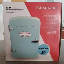 Frigidaire Retro Mini EFMIS129 Mini Refrigerator - Blue