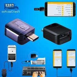 Genuine Samsung TYPE-C USB OTG Connector Data Transfer Adapt
