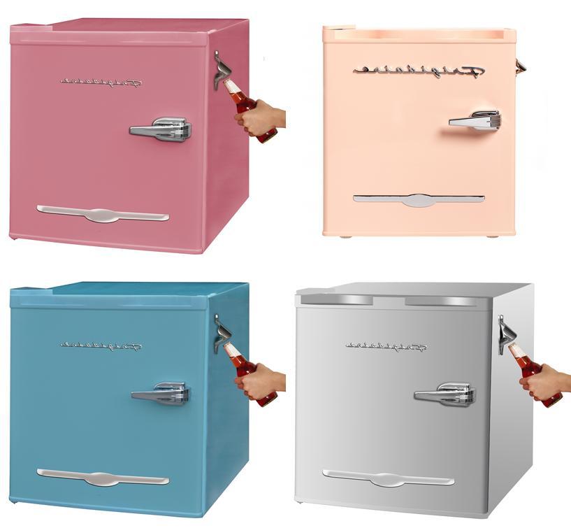 1 6 cu ft retro mini fridge