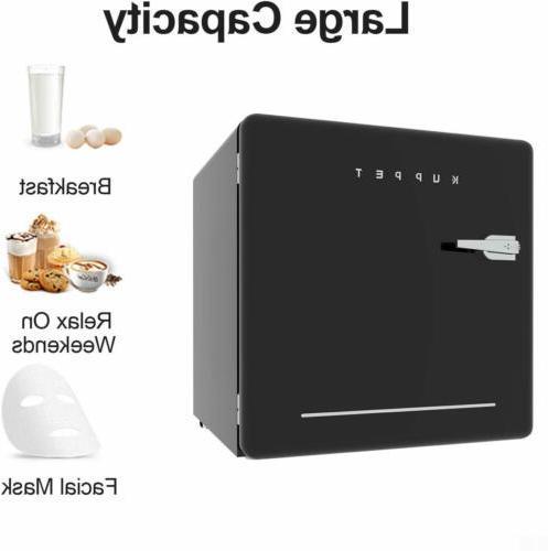 Mini Fridge 1.6 Cu Ft Retro Refrigerator Single Door Compact