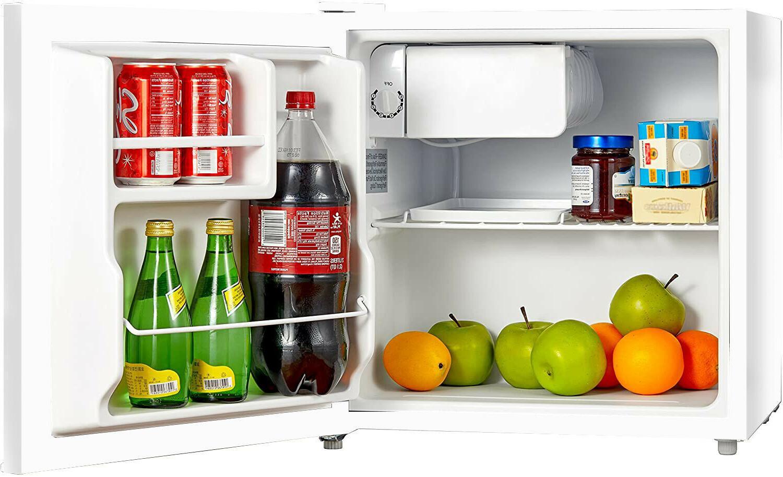 Smad 1.7 Feet Dorm Compact Refrigerator
