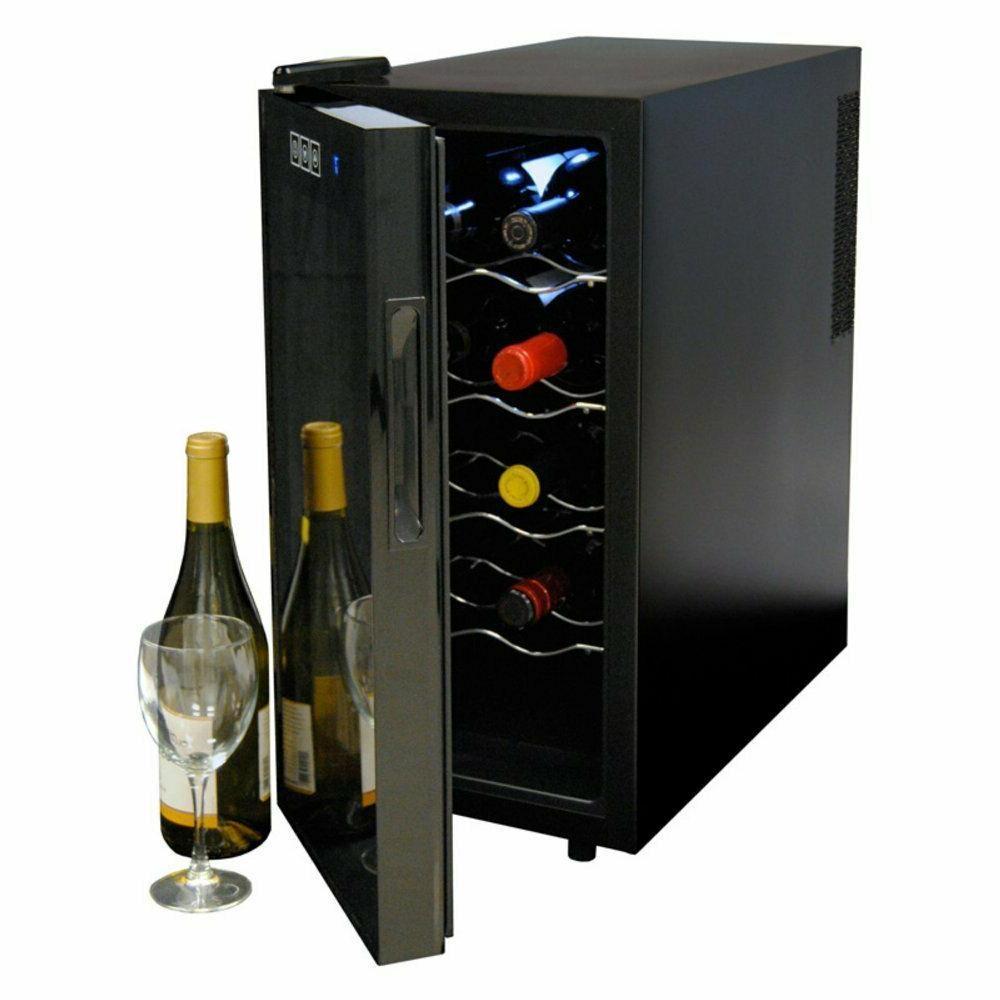 Koolatron 10 Bottle Single Zone Thermoelectric Wine Cooler K