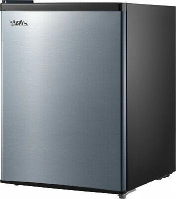 2.4 Cu Fridge Cooler Freezer,