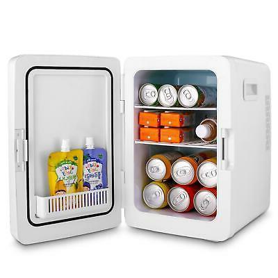 HOMDOX Compact Refrigerator Energy Star Door Mini Freezer