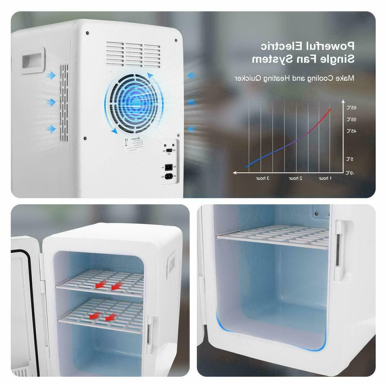 60W Mini Fridge Portable Refrigerator Low