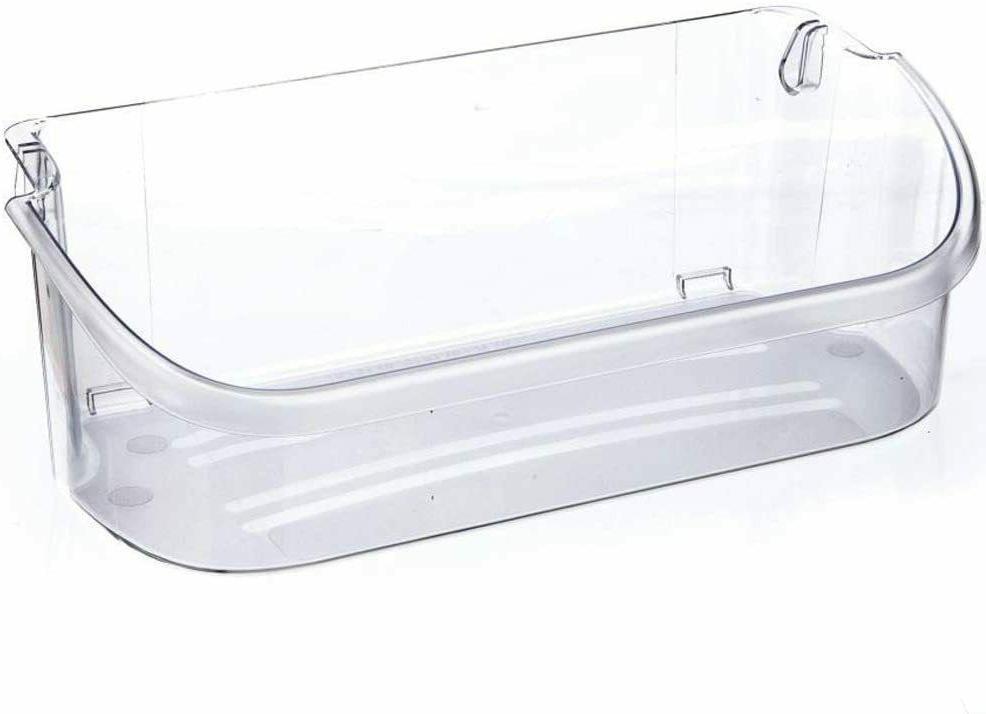 240356402 refrigerator door bin side shelf compatible