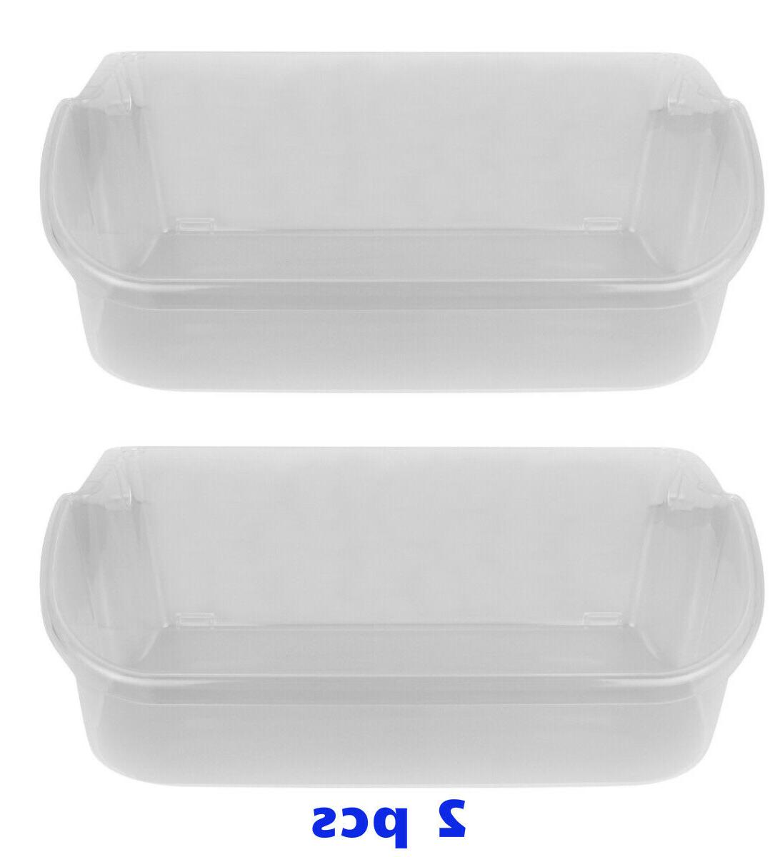 2pc door bin for frigidaire electrolux refrigerator