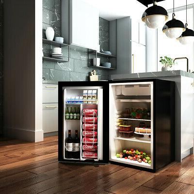 3.2 Cu.Ft. Refrigerator Mini Freezer Reversible Door