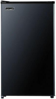 Magic Chef 3.2 cu. ft. Mini Refrigerator in Black