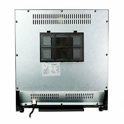 WYZworks Refrigerator Eco Saving Black, 1.0 Ft