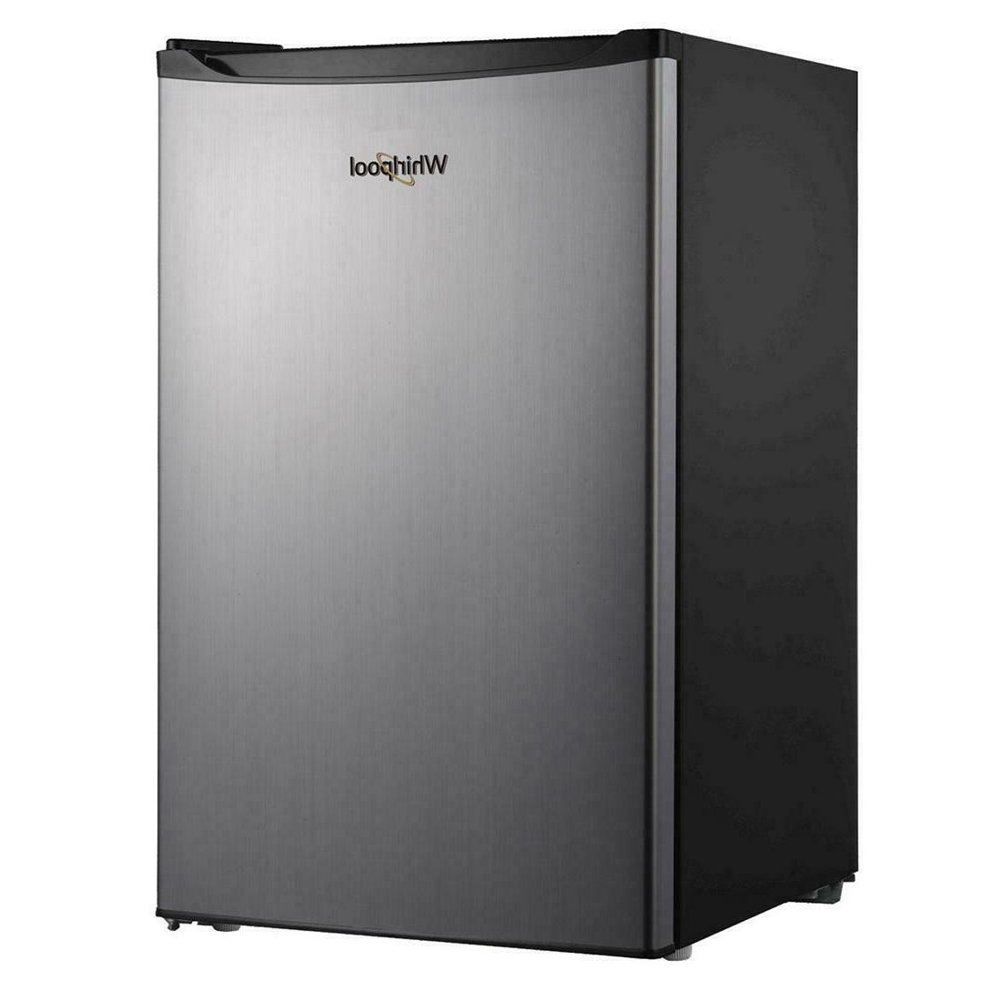 4 3 cu ft compact mini fridge