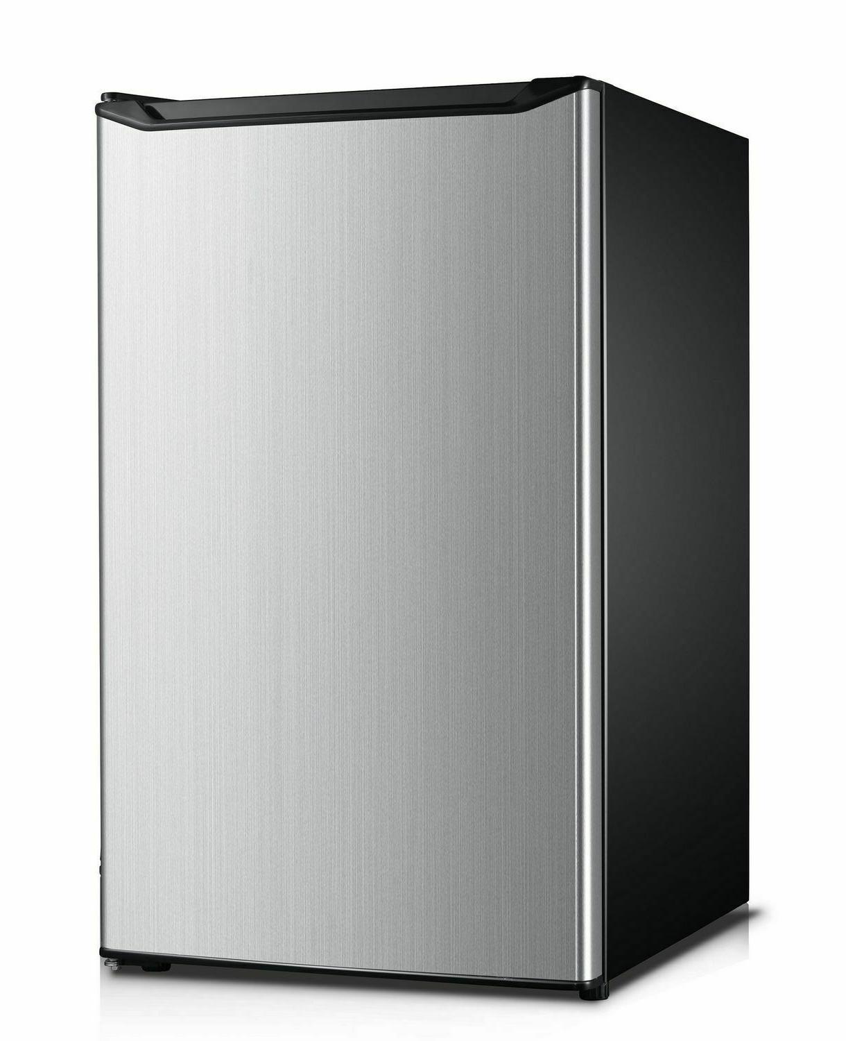 4 4 cu ft black stainless all
