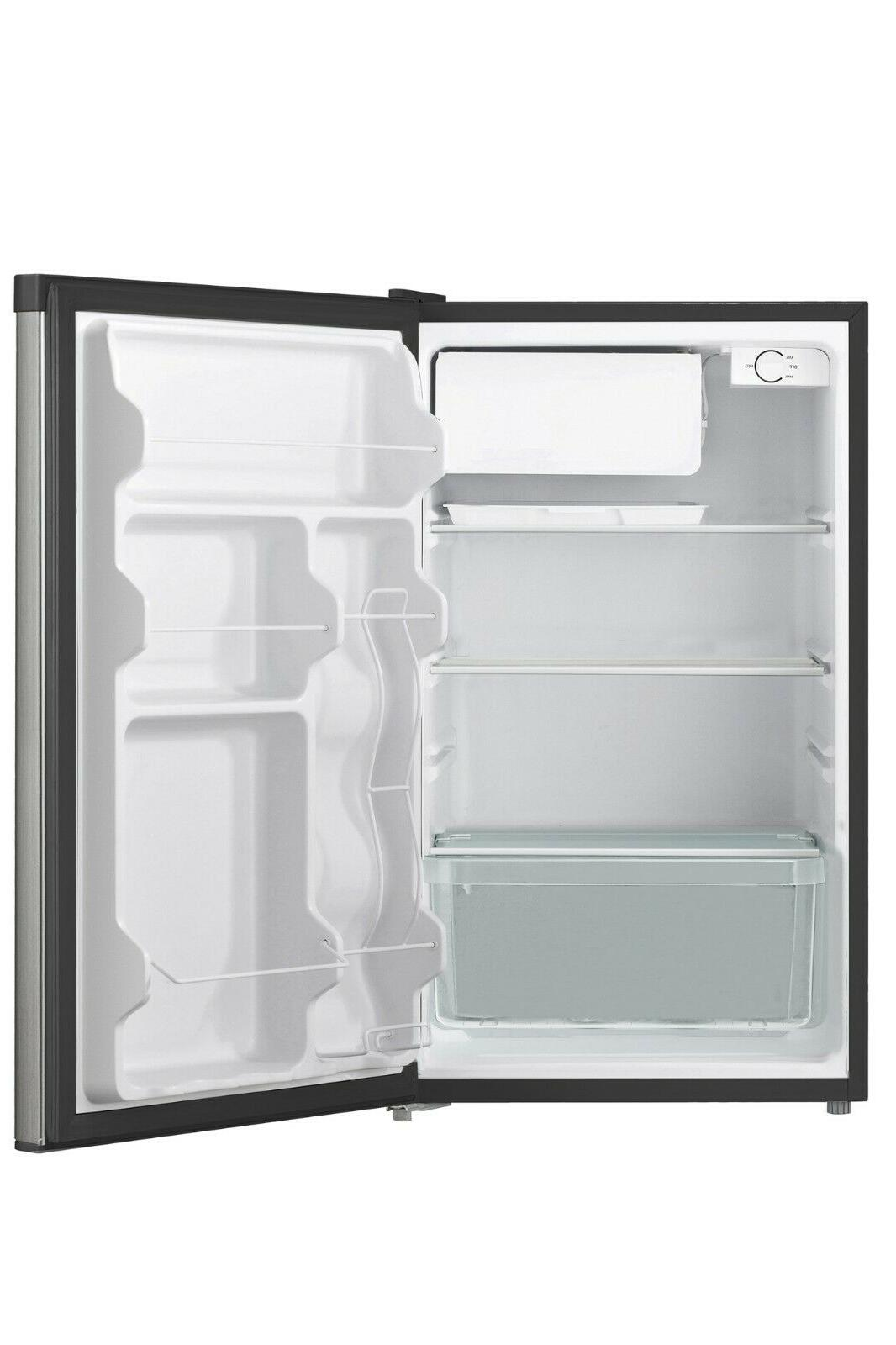 4.4 Ft Fridge Compact Refrigerator Chiller