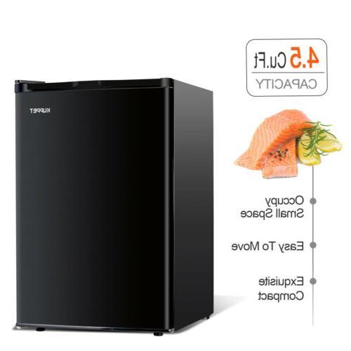 4.6 CUFT Mini Fridge Compact Refrigerator Freezer Small Free