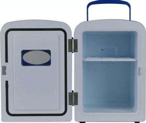 Pepsi Mini Refrigerator and Car Adapter