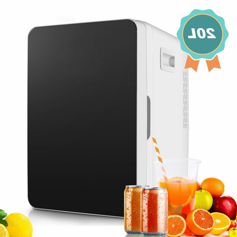 large capacity refrigerator 20liter ac dc compact
