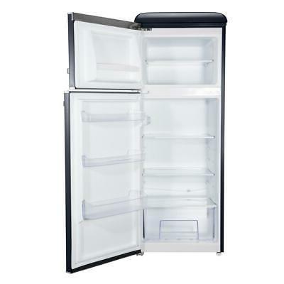 Galanz Mini Fridge 7.6 cu.ft. Retro Dual Adjustable Shelves