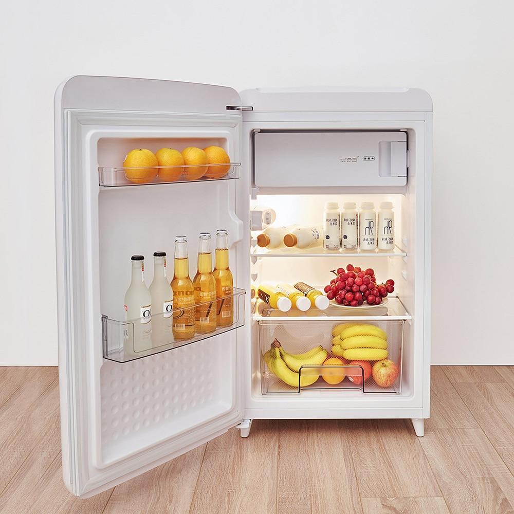 BC <font><b>Mini</b></font> Freezer Fresh Food Storage Uni-body <font><b>Fridge</b></font>