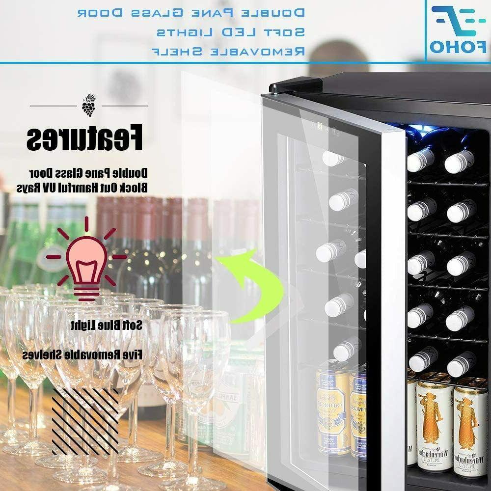 Beverage 85 or Bottle Mini Glass Door