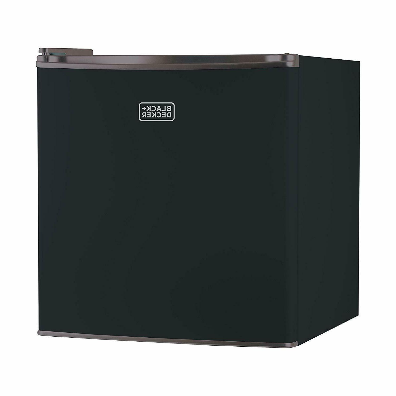 black decker mini compact refrigerator freezer dorm