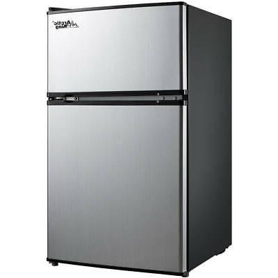 3.2 Cu Ft Mini Fridge Refrigerator
