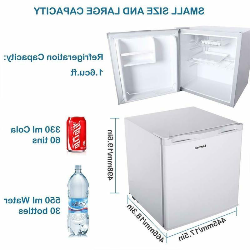 Northair Compact cu ft./46L, Mini Freezer Single