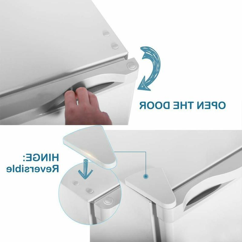 Northair Refrigerator cu Mini Fridge Freezer Re