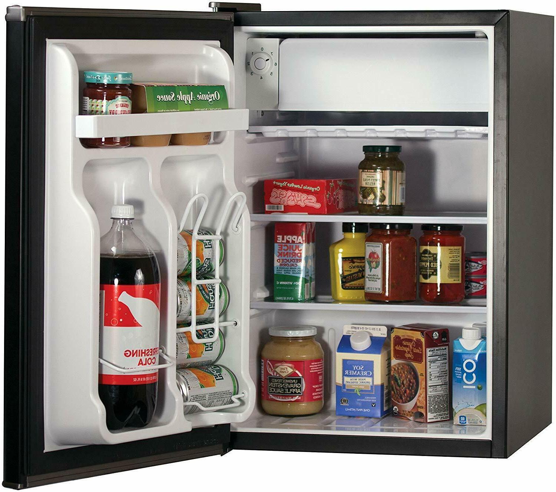 Compact Energy Mini Fridge Freezer dorm