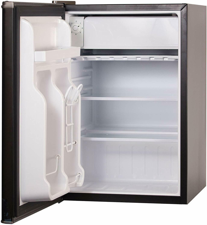 Compact Refrigerator Energy Mini Freezer college dorm