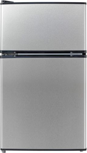 Compact Refrigerator Cu.Ft. Stainless Star