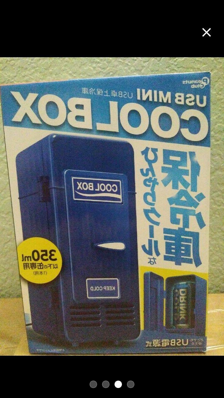 Desktop Mini USB Gadget Refrigerator Cool