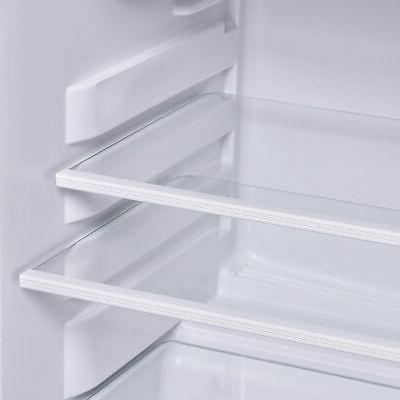 Double Doors Mini Refrigerator cu Freezer Dorm