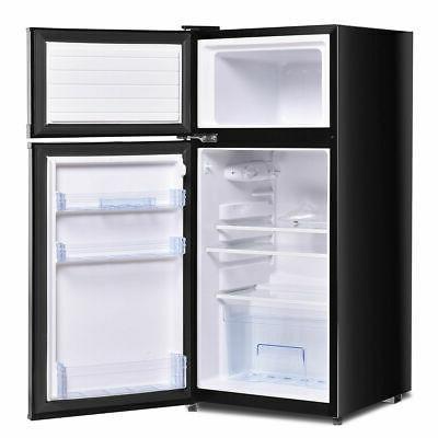 Double Refrigerator 3.4 Freezer Dorm